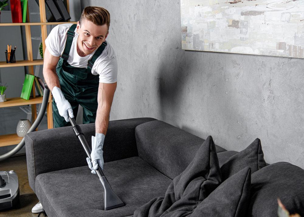Свой бизнес: химчистка мебели на дому