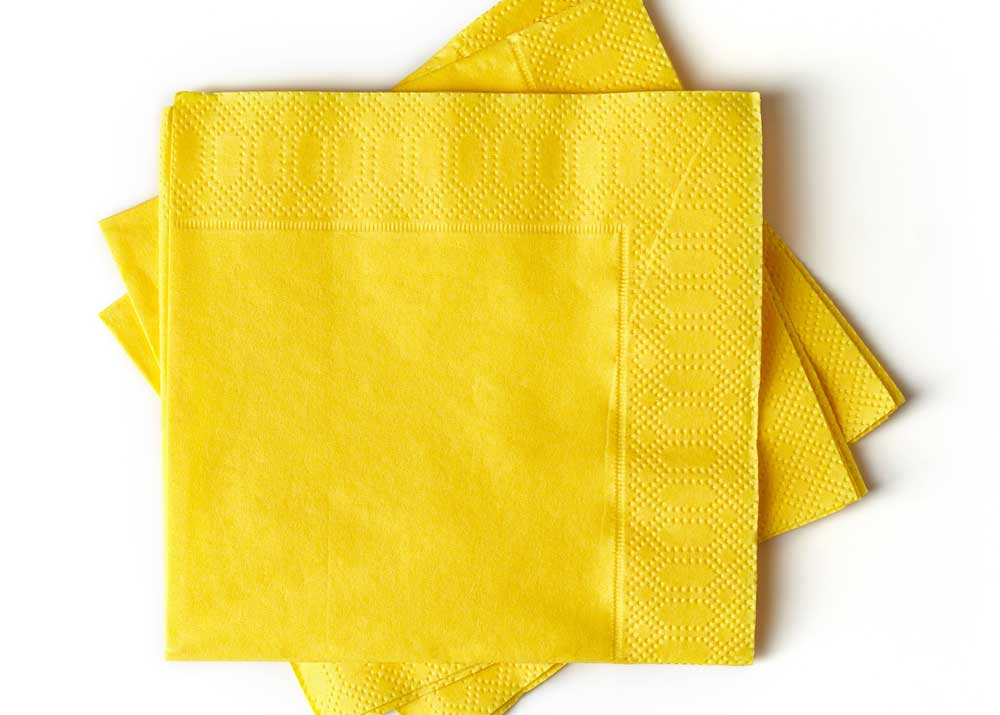 Производство бумажных носовых платков