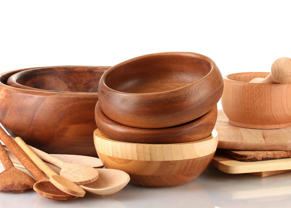 Производство деревянной посуды