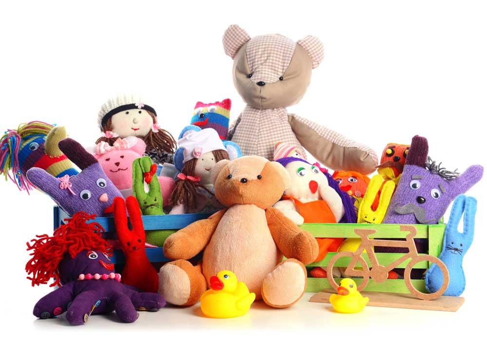 Импорт детских игрушек из Китая