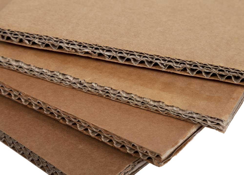 Производство картона и гофрокартона