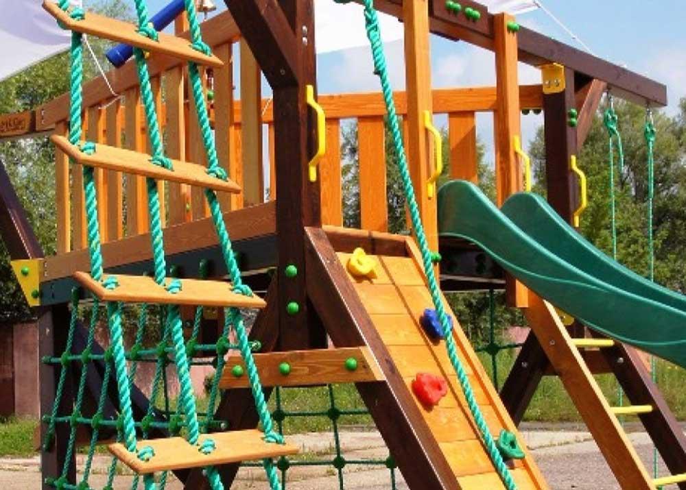 Бизнес-план предприятия по производству детских игровых площадок