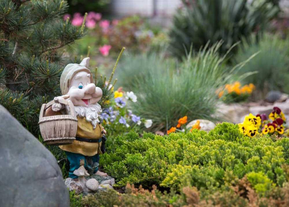 Бизнес-план производства и продажи садовых фигур из гипса