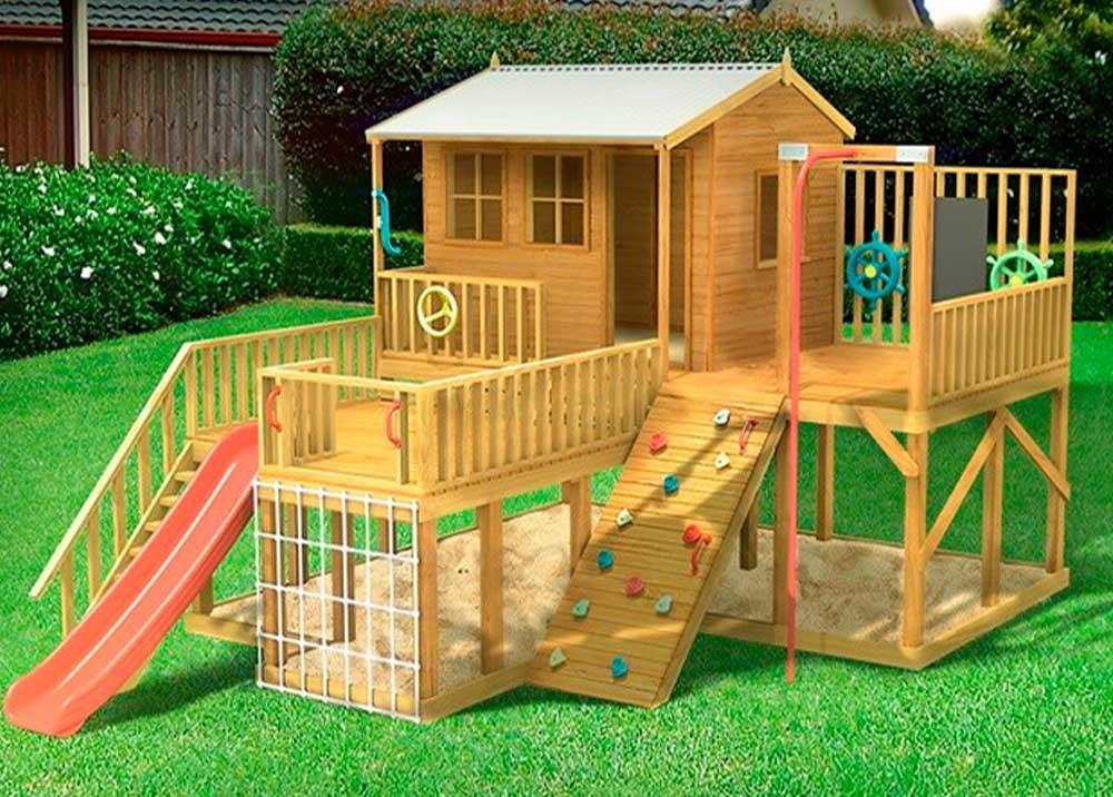 Производство и продажа детских игровых площадок: с чего начать бизнес