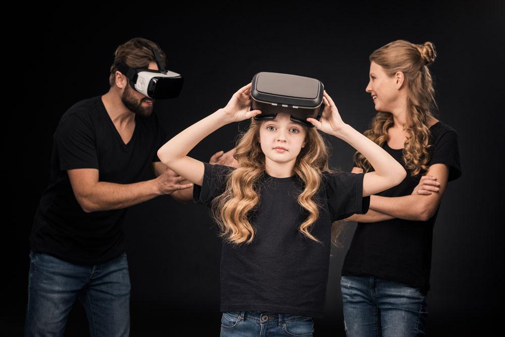 Бизнес на аттракционах виртуальной реальности
