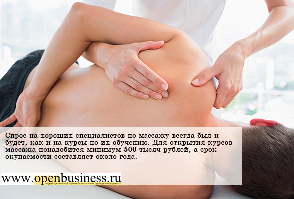 массаж реклама образец - фото 10