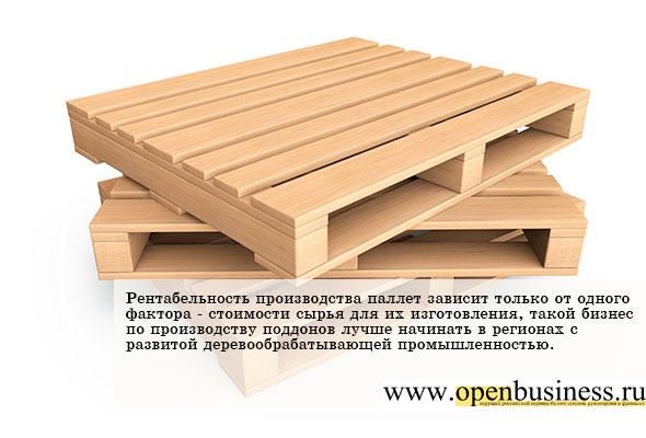 паллет (деревянных