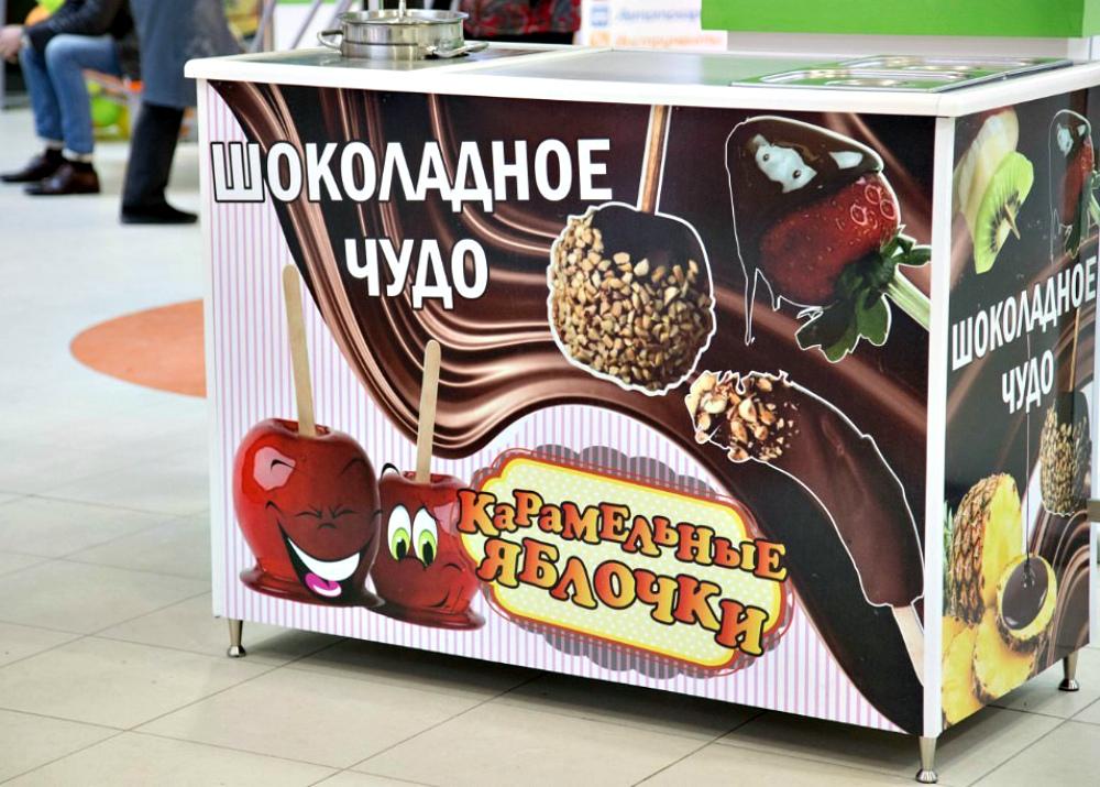 Фрукты в карамели. Прибыльный бизнес за 70 тыс. рублей