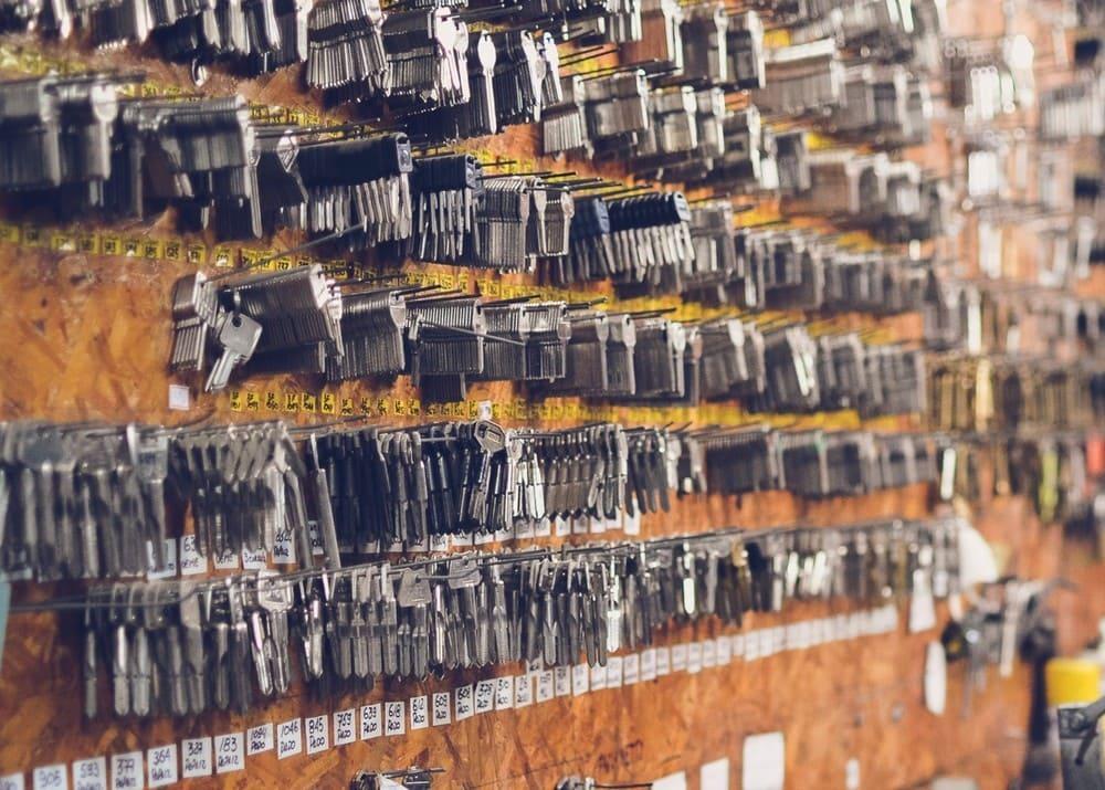 Свой бизнес: мастерская по изготовлению ключей
