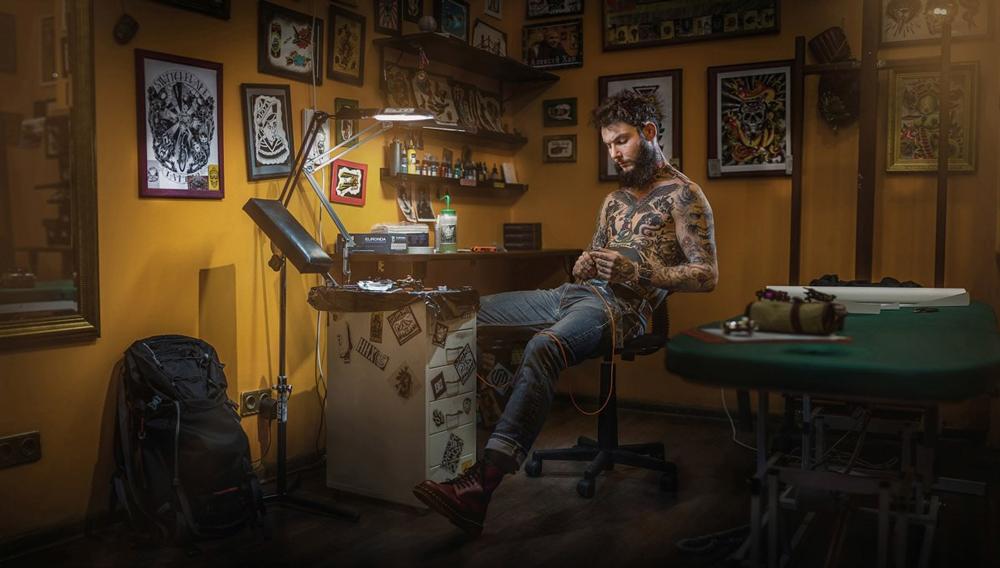 Свой бизнес: открываем тату-салон