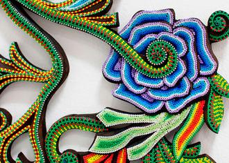 Camentsa Art. Вдохновляемся колумбийским народным творчеством